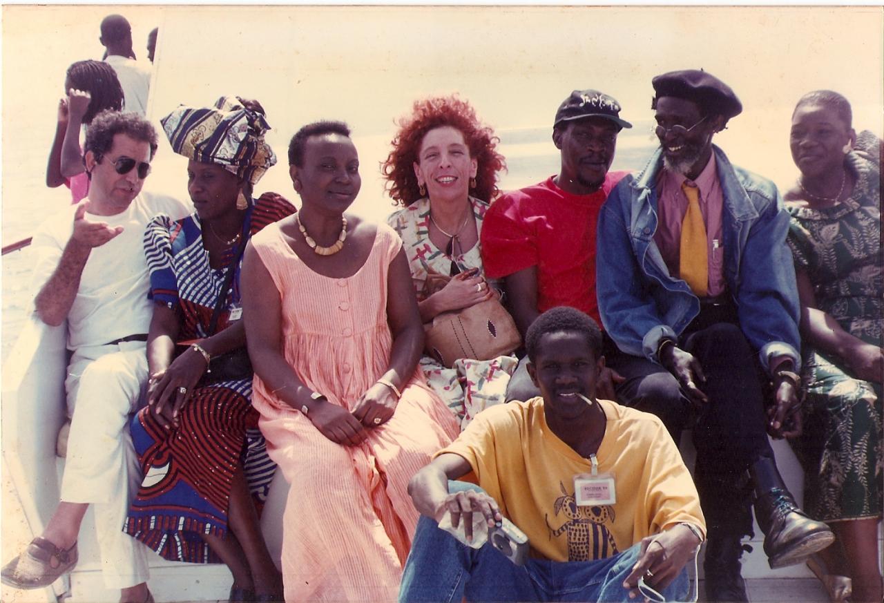 EN route vers Gorée