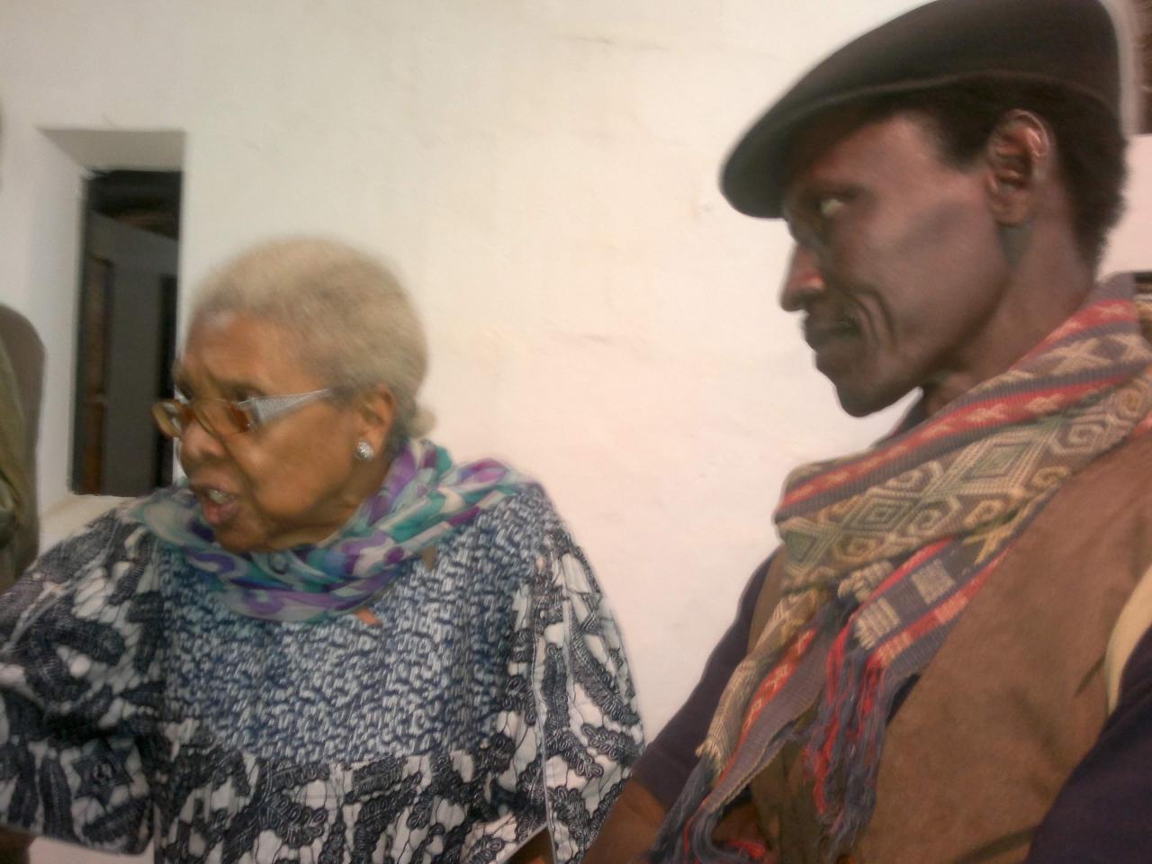 Merbi et Serigne Ndiaye